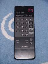 SHARP RRMCG0717CESA - 195860, 195B620, 19B640, 19SB60, 19SB60B, 19SB60R, 19SB6