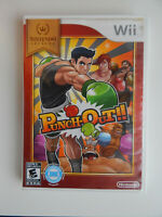 Punch-Out Game in Case! Nintendo Wii