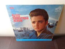 ELVIS CHRISTMAS ALBUM RCA LPM-1951 ORIG. 1958 1ST PRESSING SHRINK NM- LONG PLAY