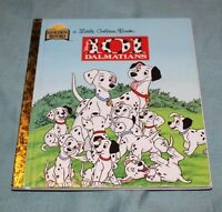 Little Golden Bks.: 101 Dalmatians by Justine Fontes (2000, Hardcover)