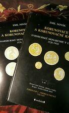 Korunovace a korunovační ražby habsburské monarchie V Letech, Novak, coin numism
