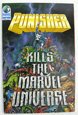 PUNISHER Kills the Marvel Universe 1st Print 1995 Garth Ennis Excellent BIG PICS