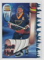 1997-98 Pacific Slap Shots 9C Brett Hull Die-cut