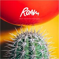 Roam - Great Heights & Nosedives [New Vinyl LP] Red, Yellow