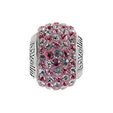 Genuine Lovelinks argento Sterling Charm Crystal e link 1183992-24 RRP £ 45.95