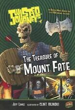 Twisted Journey #4 The Treasure of Mount Fate by Jeff Limke