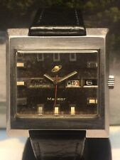 VINTAGE ENICAR AUTOMATIC MEN WATCH