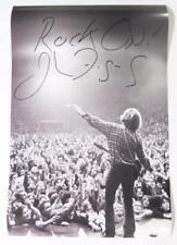 John Fogerty CREEDENCE CLEARWATER REVIVAL Signed Autograph 18x27 Poster Photo