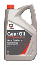 Comma Sx75w-90 Gl-5 Semi Synthetic Gear Oil API Gl5 - SX5L 5 Litres