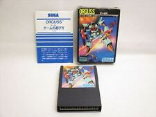 ORGUSS Item REF/bcc Sega Game Cartridge SC-3000 SG-1000 Japan Video Game sc