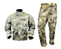Uniforme Acu Atacs A-Tacs Camouflage Veste Et Pantalon Cou à La de la Corée