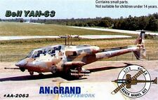 BELL YAH-63  ANIGRAND 1/72 RESIN KIT