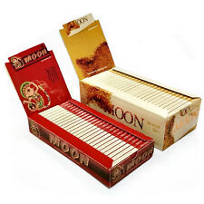 """MOON Year """"Monkey"""" Anniversary Pack + 25 booklets 1.0 unbleached rolling papers"""