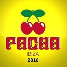VARIOUS ARTISTS - PACHA 2016 [DIGIPAK] NEW CD