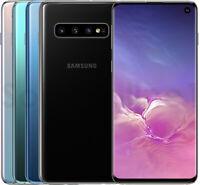 "Samsung Galaxy S10 SM-G973F/DS 128GB Dual Sim (FACTORY UNLOCKED) 6.1"" 8GB RAM"