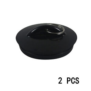 60mm Kitchen Large Round Sink Plug StopperKitchen Drain StopperREPLACEMENT #N02