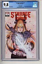 Marvel's Strange Academy #1 Momoko Trade Variant CGC 9.8