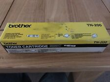 Genuine Original Brother TN-200 Black Toner Cartridge