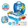 Dottore Giocattolo Set Per Kids Simulation Medicine Box Nurse Play Playset IT