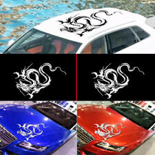 Car Hood Chinese Dragon Styling Sticker Graphic Wrap Car Auto Trunk Vinyl Decal