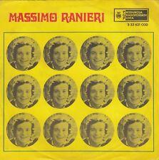 """MASSIMO RANIERI L'AMORE E UN ATTIMO UNIQUE EUROVISION 71 RECORD YUGOSLAVIA 7"""" PS"""