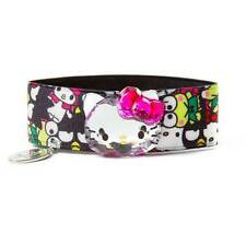 Hello Kitty Bracelet 40th Anniversary Elastic Ribbon Charm Keroppi Badtz Maru