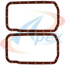 Engine Oil Pan Gasket Set Apex Automobile Parts AOP832