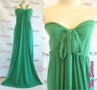 New Women Halter Green Party Cocktail Maxi Dress Plus Size XL XXL 3XL 16 18 20