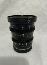 MEKE 25MM T2.2 CINEMA LENS ~ FOR SONY E MOUNT