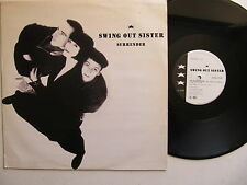 "Surrender Swing out Sister 12""  (stuff Gun Mix) EX/VG"