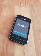 Samsung Star 3 GT-S5229 in  Modern Black