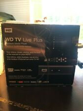 WD TV Live Plus 1080p HD Media Player, Brand New.