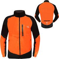 Winter Cycling Rain Jacket Waterproof Full Sleeves Rain Coat Jacket
