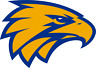 Sticker - Waterproof PP - Car Decal / Laptop - AFL West Coast Eagles (Small)