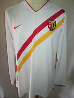 Racing Club de Lens Player Issue 2006 Away Football Shirt Size Extra Large 31994