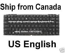 ASUS U43 U43F U43J U43Jc Keyboard - US 0KN0-HZ1US01 V111362CS1 04GN031KUS00
