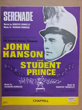 Canción Hoja Serenade el estudiante Prince