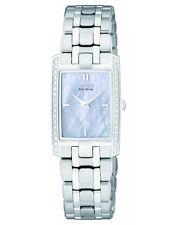 Citizen Eco-drive Eg3170-54d 34 Diamonds Solar Ladies Watch