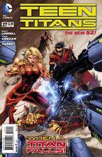 Teen Titans Vol. 4 (2011-2014) #27