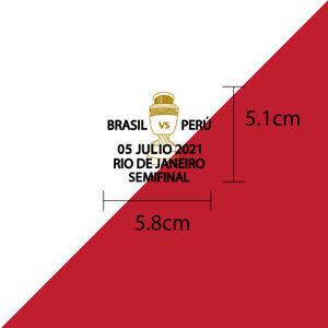 BRAZIL VS PERU COPA AMERICA 2021 SEMIFINAL Match Details for PERU