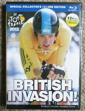 2012 Tour De France World Cycling Productions 4 Blu Ray DVD 13+ hrs Wiggins New