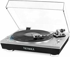 Victrola Pro Automatic Bluetooth Turntable -Vinyl-To-MP3 USB Recording VPRO-2000