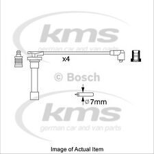 New Genuine BOSCH Ignition Lead Cable Kit 0 986 356 721 Top German Quality