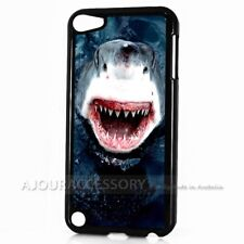 ( For iPod Touch 6 ) Back Case Cover AJ10565 Shark