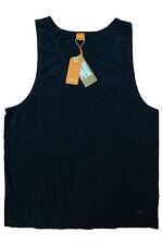 NEU HUGO BOSS ORANGE T-SHIRT MUSKELSHIRT gr. L zu jeans 50283635 extra Dark Blue