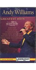 Greatest Hits ~ Andy Williams ~ Pop ~ Cassette ~ New