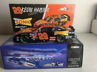 Kevin Harvick Nascar Diecast 1 24 #29 Sonic Americas Drive In 2002 Monte Carlo