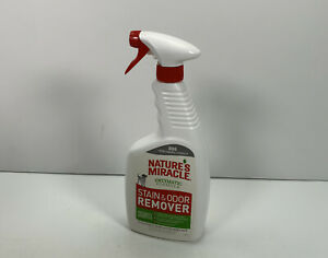 Nature's Miracle, Stain & Odor Remover For Dogs, Enzymatic Formula, 24oz 6ct