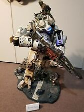 "Titanfall Collector's Limited Collector's Edition with 18"" titan statue replica"