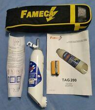 High Voltage detector fameca tag 200 CEI  5-36KV CDT210R 0193 portatil